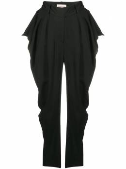 Alexandre Vauthier брюки с драпировкой 201PA12020201