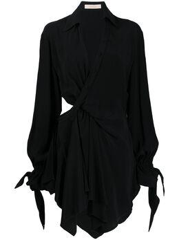 Ssheena платье с вырезами 20SSASCIATS20008