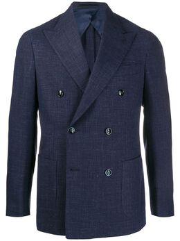 Barba двубортный пиджак GDP1209