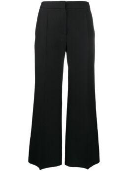 Valentino укороченные брюки строгого кроя TB3RB3L51CF