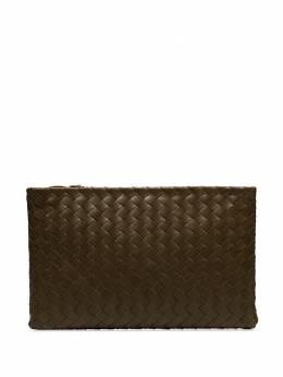 Bottega Veneta клатч с плетением Intrecciato 608249VCPP1