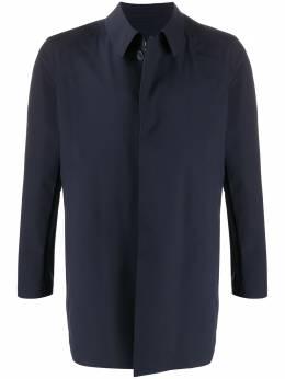 Herno однобортное пальто IM0251U12301S