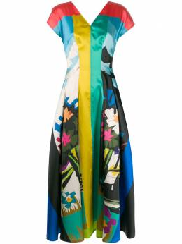 Talbot Runhof платье Solera SOLERA4FG15