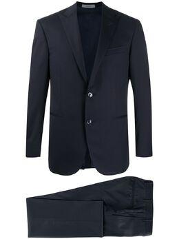 Corneliani костюм-тройка с однобортным пиджаком 8580680118126