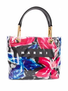 Marni сумка-тоут с принтом Alma BMMP0013Q1P3425