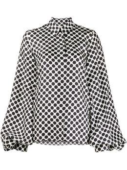 Alexandre Vauthier рубашка в горох 201SH115202011221