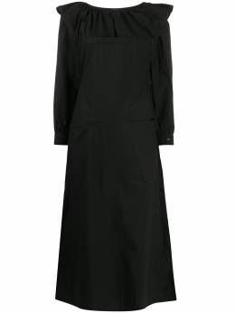 Diesel платье с оборками 00SDBU0LAYI