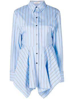 Dorothee Schumacher рубашка с асимметричным подолом 347903
