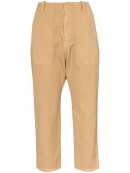 Nili Lotan укороченные зауженные брюки 463W26