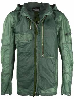 Stone Island Shadow Project куртка на молнии MO721941005