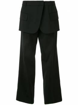 Goen.J брюки со вставками GJ20SSPT06