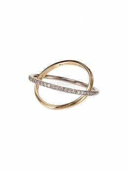 Charlotte Chesnais кольцо Eclipse FJBA006DIA