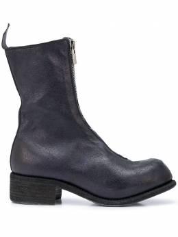 Guidi ботинки на молнии PL2COATEDNPURP