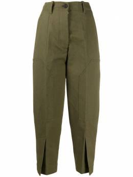 Colville брюки широкого кроя со складками CVS20110