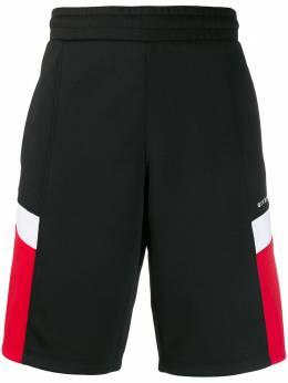 Givenchy спортивные шорты со вставками BM50HA30AE
