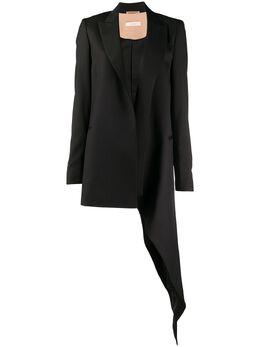 Ssheena блейзер с длинными рукавами и драпировкой 20SSBRINDISITS20005