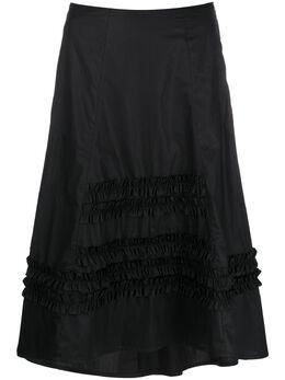 Molly Goddard юбка Jane со сборками MGSS2051