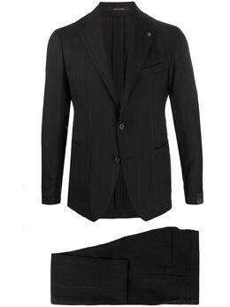Tagliatore полосатый пиджак строгого кроя ADAKAR22K1112REA318
