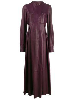Talbot Runhof вечернее платье Nappa TOODY1DS85
