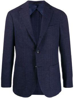 Barba однобортный пиджак Jimmy GJIMMY1209