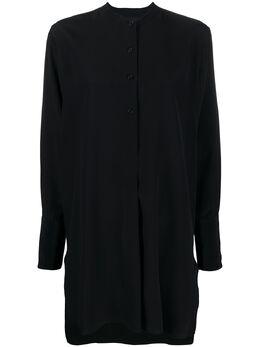 Nili Lotan удлиненная рубашка 10918W325