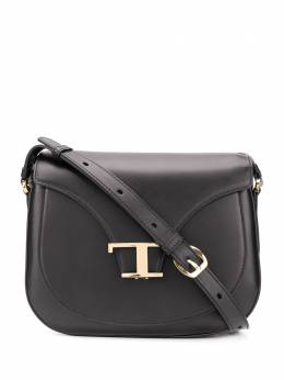 Tod's сумка на плечо с логотипом XBWTSIC0100RORB999
