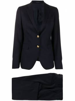 Tagliatore костюм с однобортным блейзером TFDL22BS08012