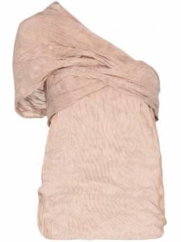 Chloe блузка на одно плечо CHC20UHT48043