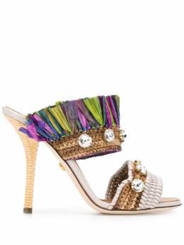 Dolce&Gabbana мюли Keira CR1012AX854