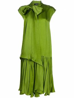 Rochas платье прямого кроя с бантом R0WQ506826RQ360100