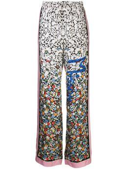M Missoni спортивные брюки с цветочным принтом 2DI001472W003H
