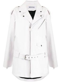 Balenciaga байкерская куртка оверсайз 620767TIS01