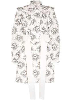 Stella McCartney платье мини с принтом 600564SOA19