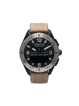 Alpina наручные часы AlpinerX Smartwatch 45 мм AL283LBBW5SAQ6