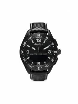 Alpina наручные часы AlpinerX Smartwatch 45 мм AL283LBBW5AQ6