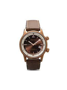 Alpina наручные часы Seastrong Heritage Diver 42 мм AL525BRC4H4