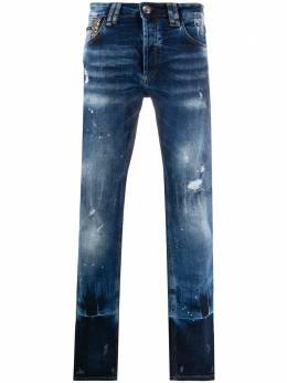 Philipp Plein джинсы прямого кроя P20CMDT2090PDE004N