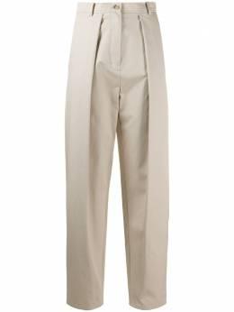 Magda Butrym брюки Harwich с завышенной талией HARWICHPANTS