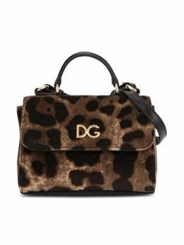 Dolce & Gabbana Kids сумка-тоут с принтом EB0103AA945