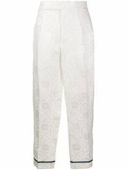 Haider Ackermann брюки с завышенной талией 2036302134001