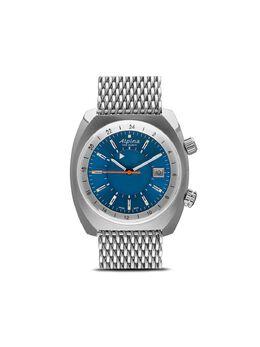 Alpina наручные часы Startimer Pilot Heritage 38 мм AL555LNS4H6B