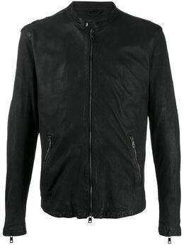 Giorgio Brato куртка на молнии GU20S9498VBRUSH