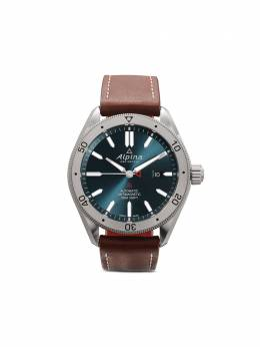 Alpina наручные часы Alpiner 4 44 мм AL525NS5AQ6