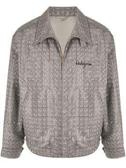 Doublet куртка-рубашка с принтом 20SS07BL97