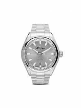 Alpina наручные часы Alpiner Quartz 42 мм AL240SS4E6B
