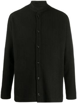 Yohji Yamamoto рубашка на пуговицах HCT59170