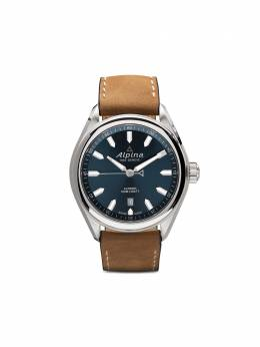 Alpina наручные часы Alpiner Quartz 42 мм AL240NS4E6