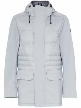 Canada Goose куртка-пуховик Breton с капюшоном 2215M