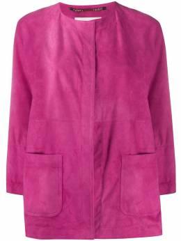 Manzoni 24 куртка с потайной застежкой 20PM054L15