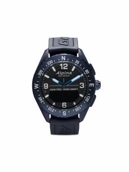 Alpina наручные часы AlpinerX Smartwatch 45 мм AL283LBN5NAQ6